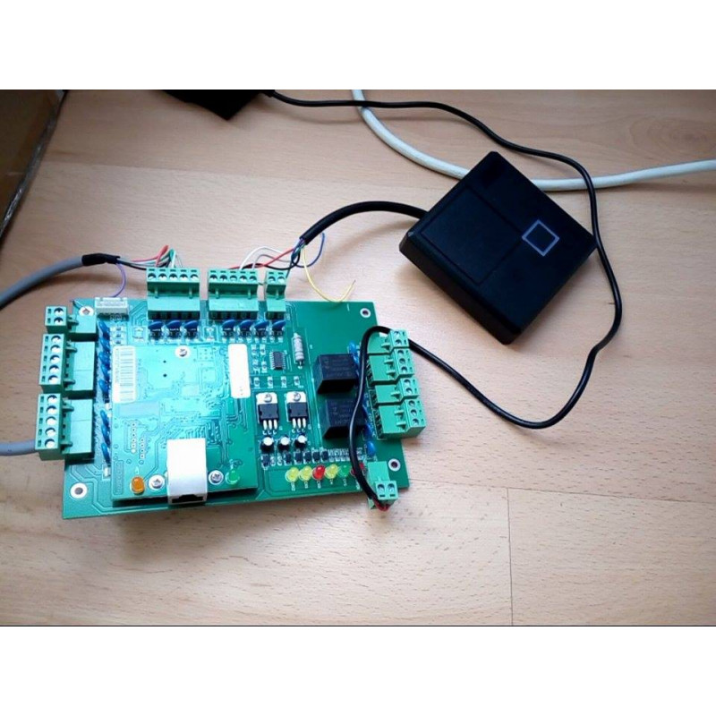 Sebury - RFID centrální jednotka