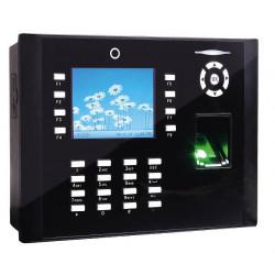 ZK CLOCK biometrika na ovládání dveří